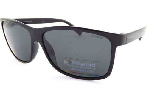Polaroid Occhiali da sole polarizzati SHINY BLACK//DARK GREY lente POLAR pld3010 d28 y2