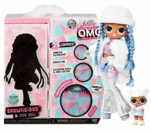 LoL-Surprise-OMG-SNOWLICIOUS-WINTER-DISCO-BAMBOLA-DOLL-DOLLIE-DJ-COSMIC-QUEEN-5G