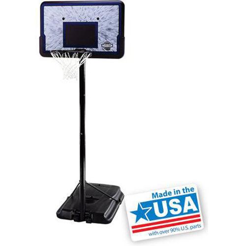 44 Backboard Cb08400 For Lifetime 1221 Pro Court Portable Basketball System For Sale Online Ebay