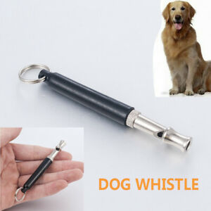 Does not apply Pet Dog Training Obedience Whistle UltraSonic Supersonic Sound Pitch Black Quiet