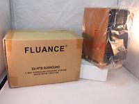 Fluance Sx-htb 2 Way Surround Speaker Neodymium Tweeter