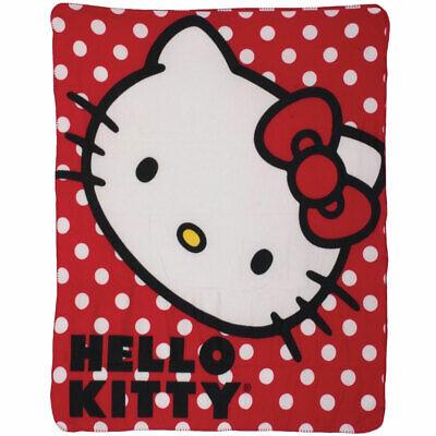 Sanrio Hello Kitty Frame Blanket