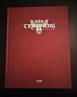 Trudvang Chronicles Manuale Del Giocatore Ita Edizione Deluxe Limitatissima!