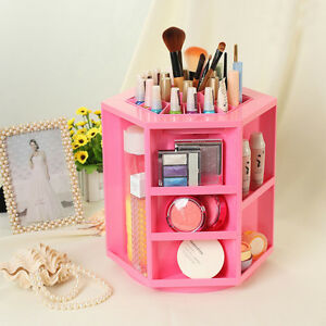 Rotating makeup organizer ebay