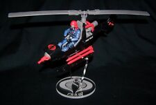 Acrylic display stand for Cobra FANG GI Joe vintage 25th