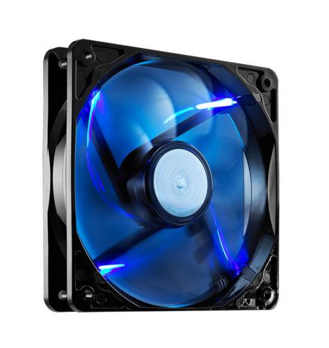 3 x Pack of CoolerMaster SickleFlow 120mm Blue LED Case Fan