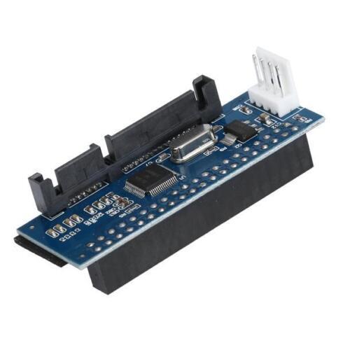 40Pin IDE Female To SATA 7+15Pin 22Pin Male Adapter Converter PATA TO SATA Cards