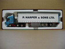 Corgi 1/50 scale CC15006 Iveco Stralis Fridge Curtainside - P HARPER & SONS LTD