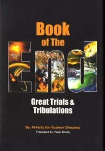 Book of The End - Great Trials & Tribulations - HB