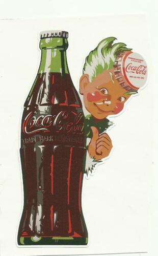 """/""""COCA COLA SPRITE BOY/"""" Vinyl DECAL STICKER SODA RETRO VINTAGE COKE"""