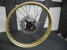 Vorderrad m. Bremsscheibe Front wheel with Brakedisk Honda NX650 Dominator used