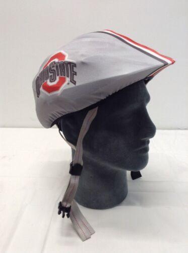 OHIO STATE OSU Buckeyes Casque Housse Vélo Skate Moto Casque Peau Chapeau Couverture