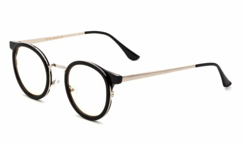 Computer Glasses Blue Light Blocking Eye Stain Relief Circular Lens High Quality