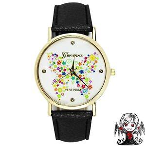 Reloj-Mariposa-negro-regalo-anillo