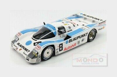 1988 Porsche 962 C # 8 Blaupunkt 24H Le Mans Winter Jelinski Dickens 1:18 Norev