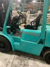 Mitsubishi Forklift 6000 Lbs Diesel Engine