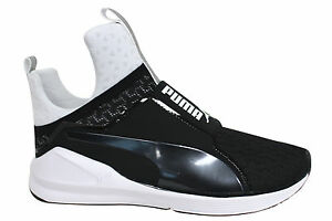 Dance Puma Training Black Trainers 189417 Slip On Womens 05 Fierce 55rw6qP