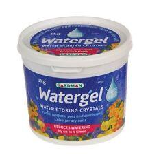 Gardman 1Kg Pack Reusable Tub WaterGel Water/Moisture Retaining Baskets & Tubs
