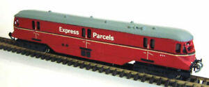 GWR-Diesel-Parcels-Railcar-Body-B4a-UNPAINTED-N-Gauge-Scale-Langley-Models-Kit