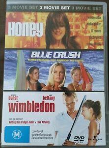 Honey-Blue-Crush-Wimbledon-DVD-2009-3-Disc-Set
