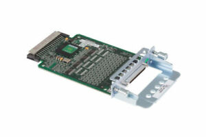CAB-HD8-ASYNC hwic-16a Cisco HWIC-8A 8-Port Asynchronous High Speen WAN Module