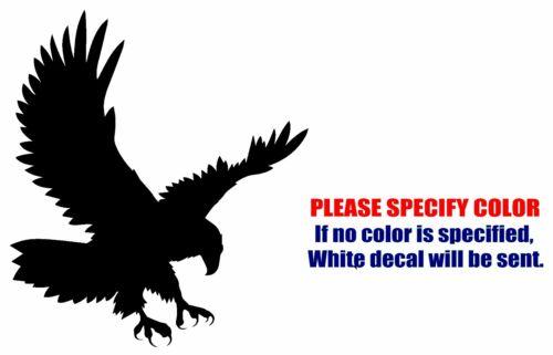 "Eagle Bird Predator Symbol JDM Funny Vinyl Decal Sticker Car Window Bumper 6/"""