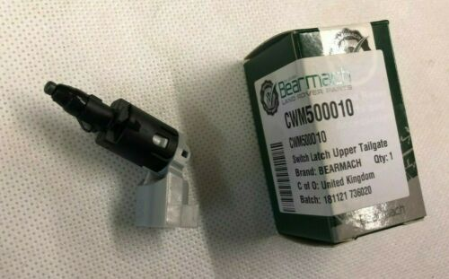 Bearmach Land Rover Discovery 3 /& 4 Upper Hayon Loquet Switch CWM500010