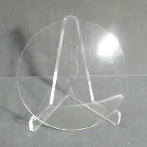 """Round dome replacement glass for pictures-clock<wbr/>s bubble lens 87.5mm (3.5"""") ᴼ"""