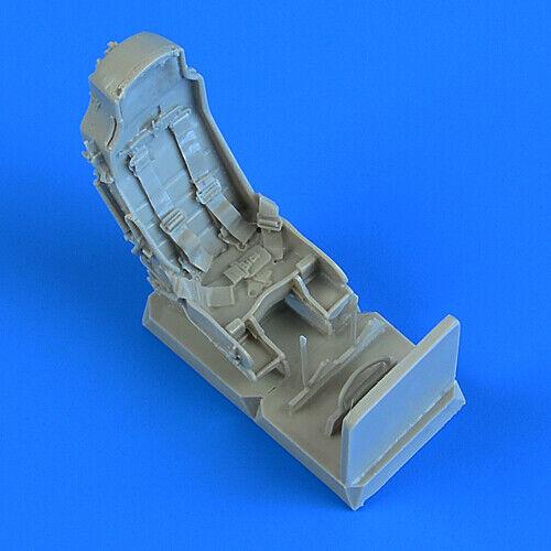 Neu Quickboost QB48898-1:48 J-29 Tunnan seats with safety belts