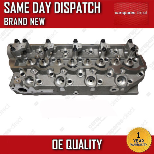 BARE CYLINDER HEAD FIT FOR A HYUNDAI H100 2.5 TD 1993/>2000 *BRAND NEW*