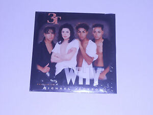 Michael-jackson-amp-3T-why-cd-single-neuf-scelle