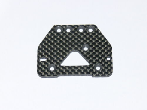 Linkhalter  Servoplatte für Axial AX10 Honcho SCX10 Wrangler Dingo  Carbon CNC
