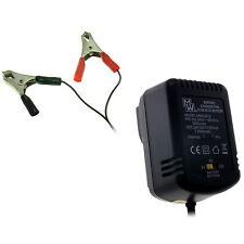 600mA 0.6A Automatic Smart Charger for 2V 6V 12V SLA Sealed Lead-Acid Batteries