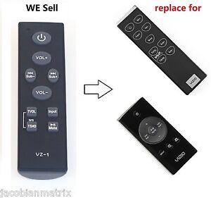 Vizio-Universal-Sound-Bar-Remote-Control-For-All-Vizio-Sound-Bar-Home-Theater