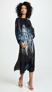 London Coco Rixo Robe Ombre Nouveau wRYEgn