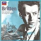 Various Artists - Britten (The Complete Works for Stage & Screen, 2013)