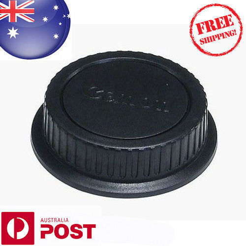 Canon EOS Lens Rear Cap for EF FILM and SLR Lenses - AU Seller - Quality Z012AF
