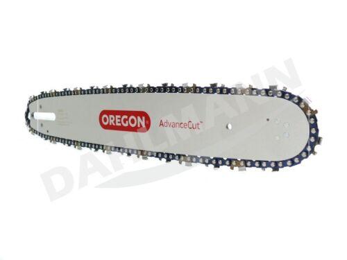 OREGON Schwert 35 cm 2 Sägeketten für Mc CULLOCH CS 380