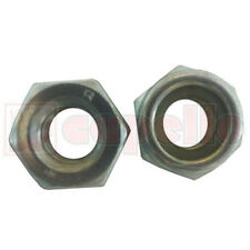 U12910.087.0001 Pack of 5 Grade C Carbon Steel Lock Nut with 7//8-9 Dia.//Thread Size; PK5