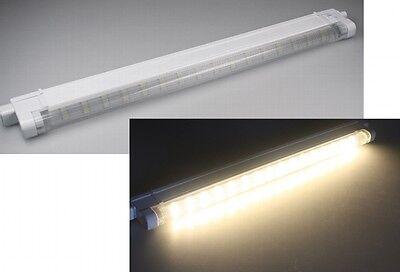 SMD Led Unterbauleuchte WARMWEIß 40cm, 240 Lumen, 16 warmweiße SMDs Lichtleiste