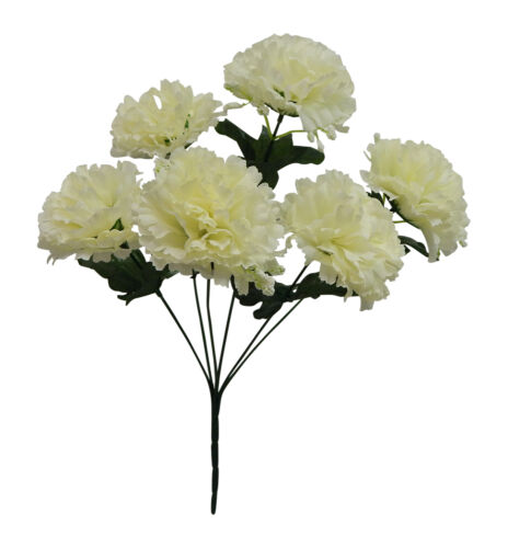 72 Carnations MANY COLORS Centerpieces Bridal Silk Wedding Flowers Bouquets