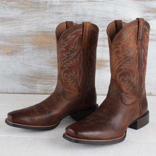 Ariat Brown Sport Herdsman Boot