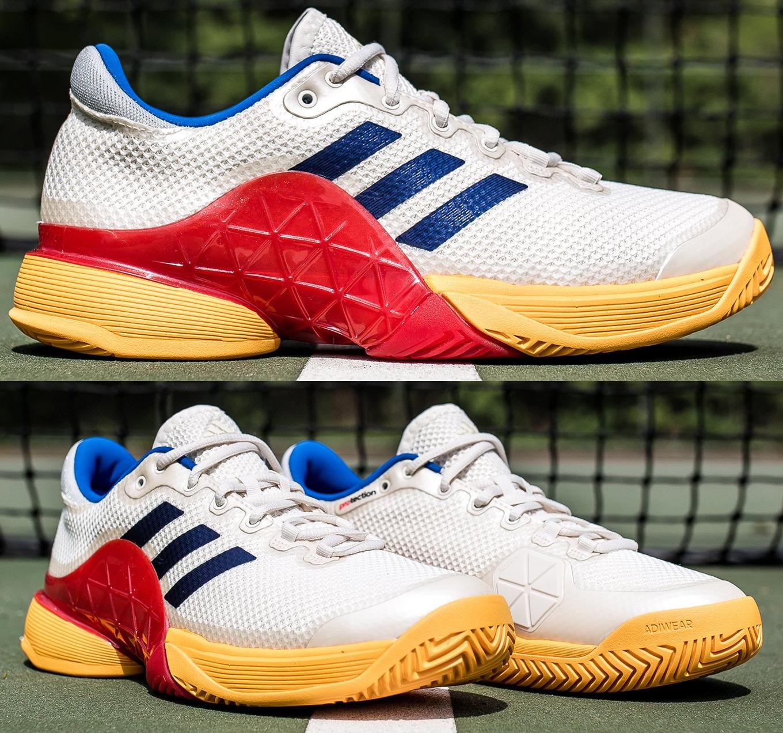 ADIDAS Barricade '17 PHARRELL WILLIAMS Tennis Sneakers Men's Lifestyle Shoes