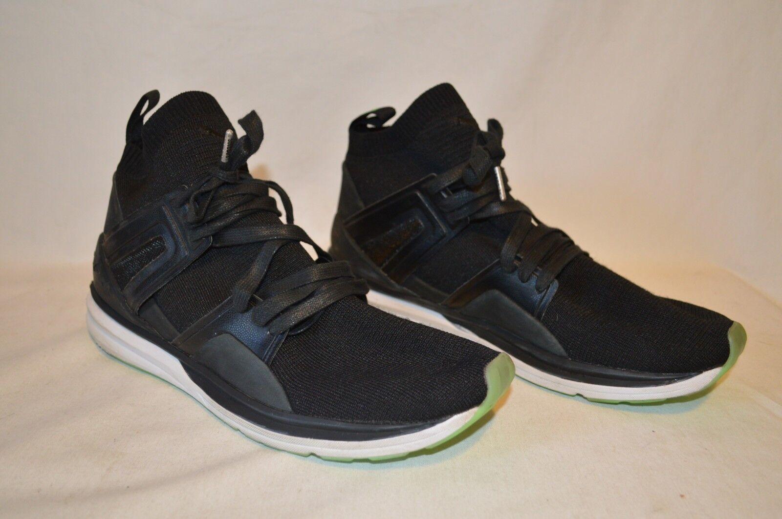 Puma Blaze Of Glory Limitless Solebox Hi Tops Black Sneakers Size 10