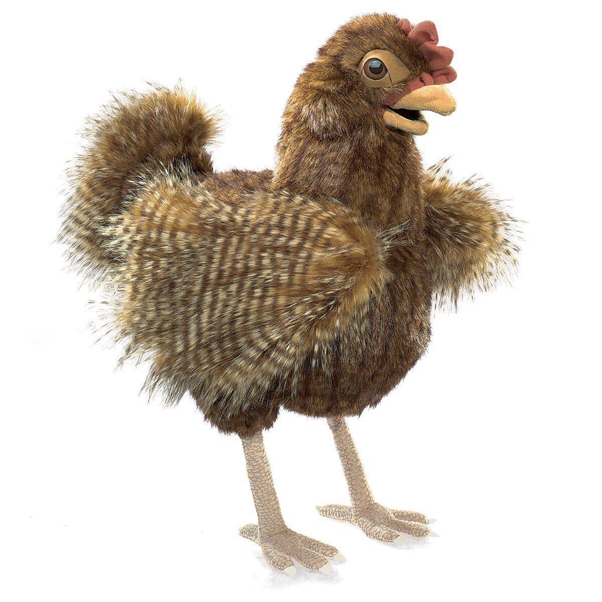 Handdocka av Folkmanis Hen