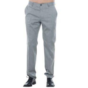 Jack-amp-Jones-Hombre-Pantalon-largo-corto-Gris-14043