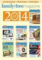 Family Tree Magazine 2014 Collection [cd] [7 Issues]
