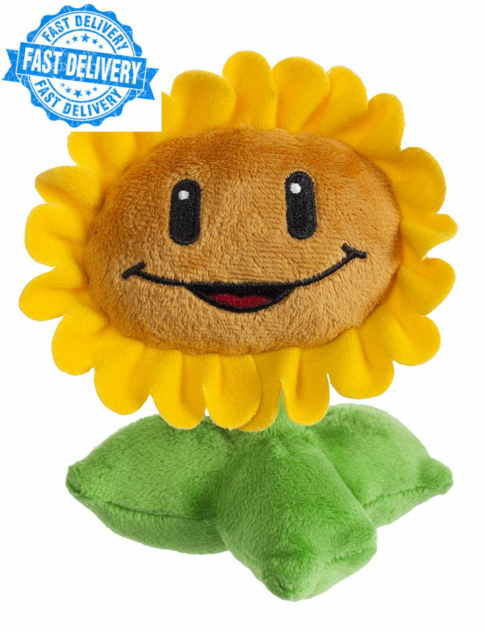 Plants vs Zombies 7-inch Sunflower Plush Toy