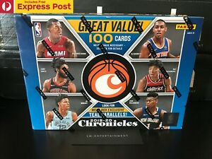 2019-2020-NBA-PANINI-CHRONICLES-MEGA-BOX-BASKETBALL-CARDS-20-PACKS-SEALED