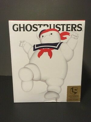 GHOSTBUSTERS KARATE PUFT NYCC 2017 EXCLUSIVE GLITTER VARIANT LOOT CRATE 2500 PCS